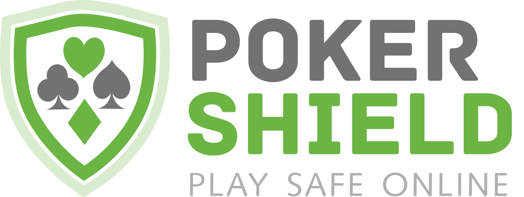 Poker Shield logo